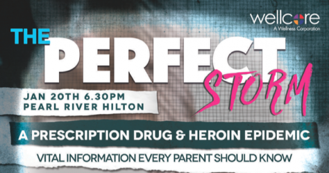 The Perfect Storm: Battling The Drug Epidemic